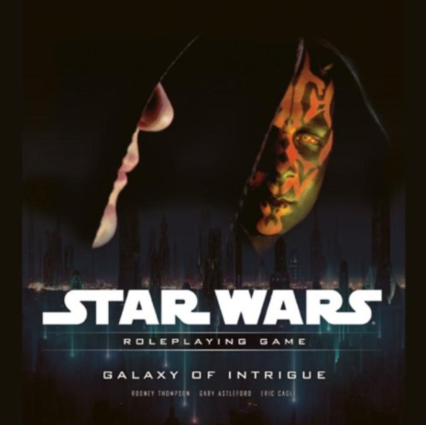 Star Wars: Galaxy of Intrigue