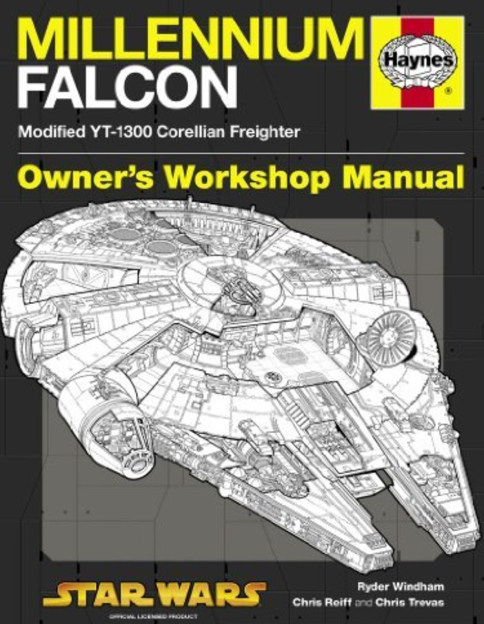 Star Wars: Millennium Falcon, Modified YT-1300 Corellian Feighter