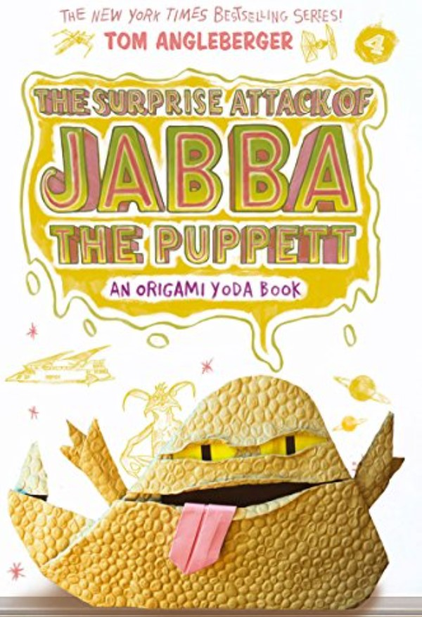 The Surprise Attack of Jabba the Puppet (paperback)