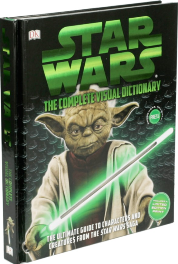 Star Wars: The Complete Visual Dictionary (Costco Edition)