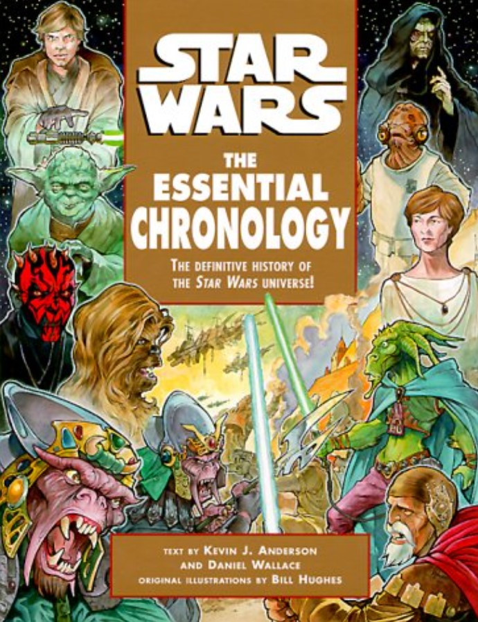 Star Wars: The Essential Chronology