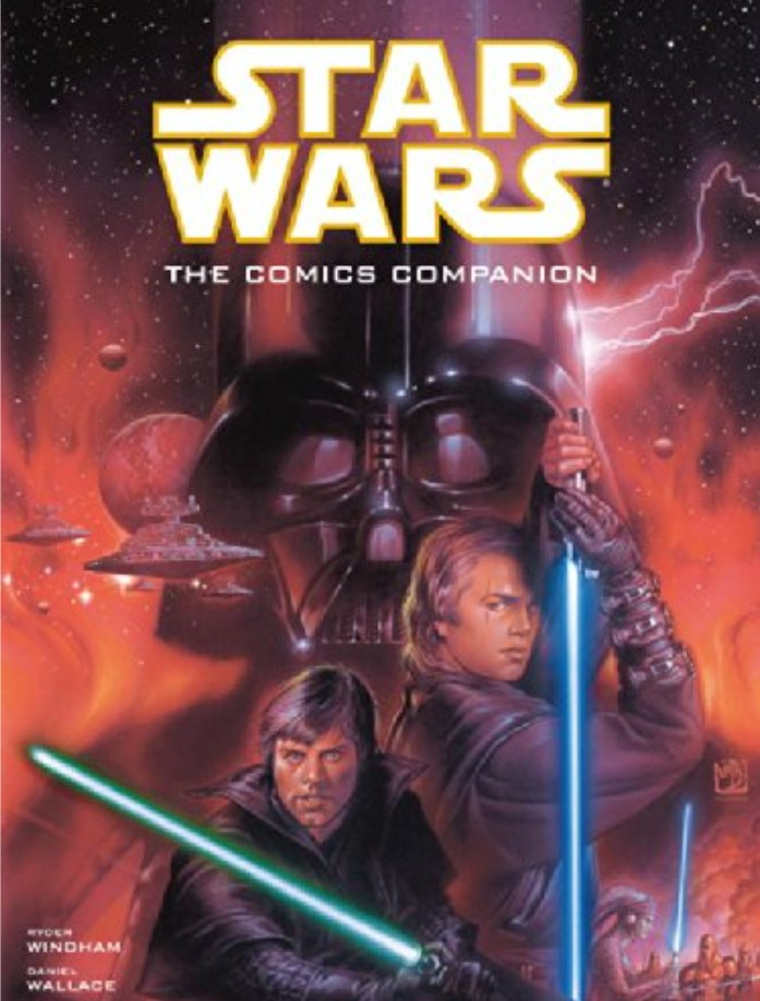 Star Wars: The Comics Companion