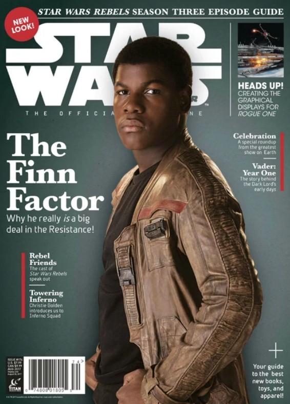 Star Wars Insider 174