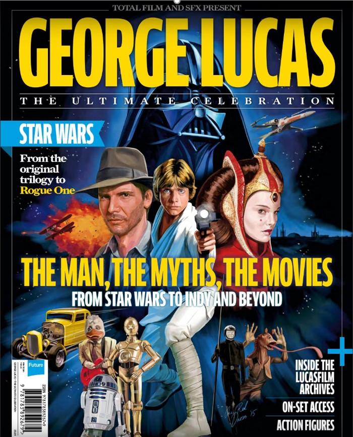 George Lucas: The Ultimate Celebration (2016)