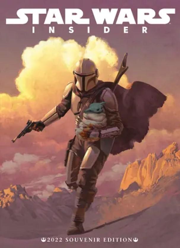Star Wars Insider Souvenir Edition 2022