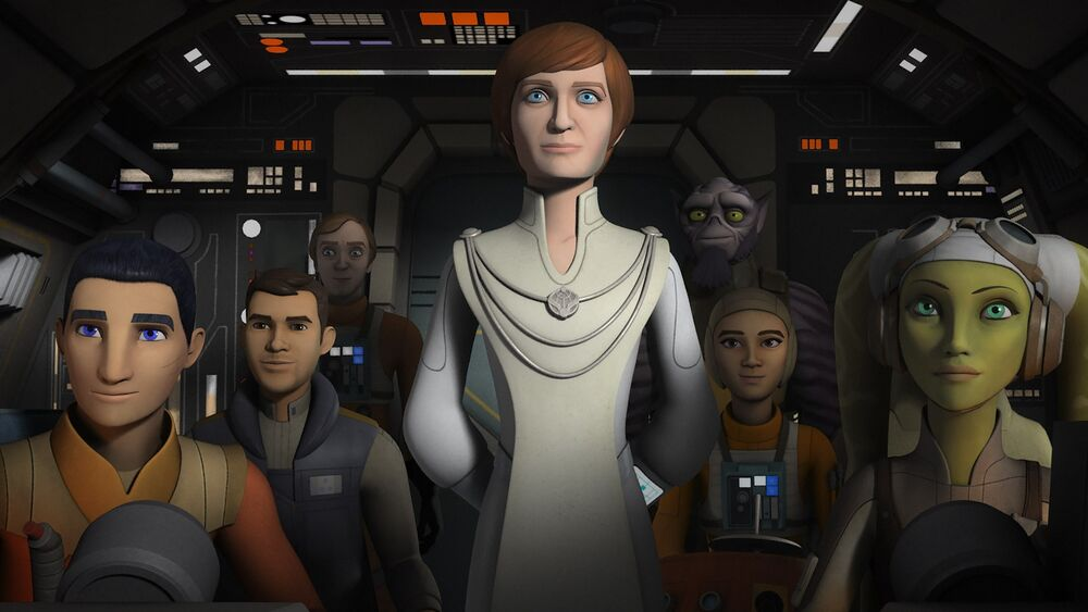 Star Wars Rebels: Secret Cargo