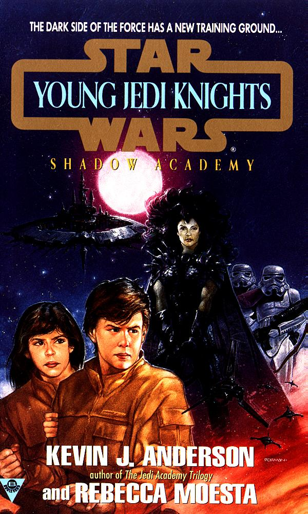 Star Wars Young Jedi Knights: Shadow Academy