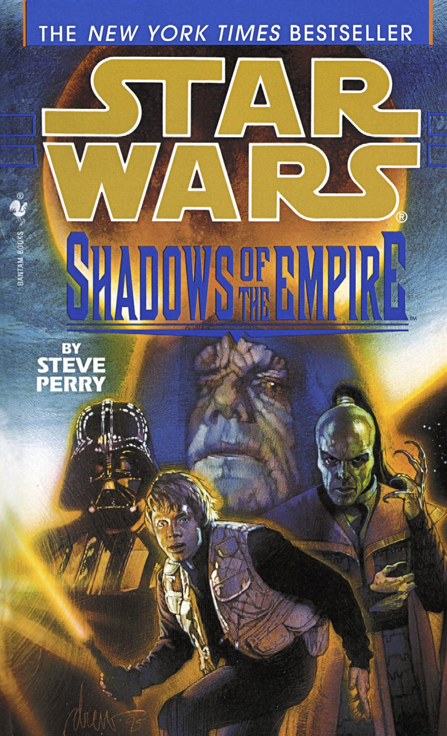 Star Wars: Shadows of the Empire  (paperback)