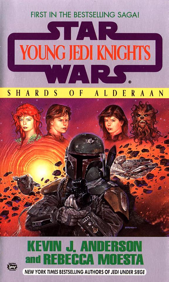 Star Wars Young Jedi Knights: Shards of Alderaan