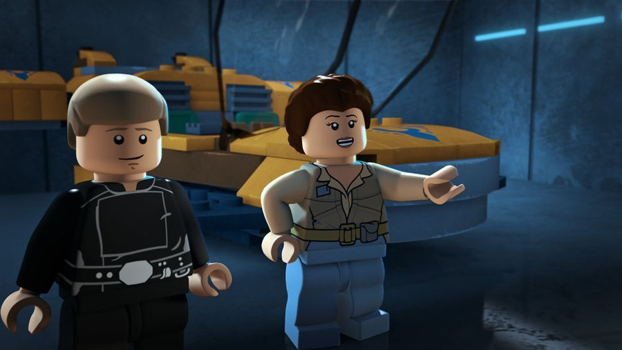 Lego Star Wars The Freemaker Adventures: Crossing Paths