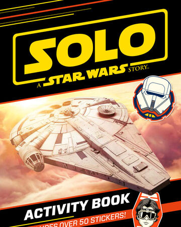 Solo: A Star Wars Story - Activity Book