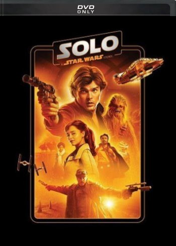 Solo: A Star Wars Story (2019 DVD)