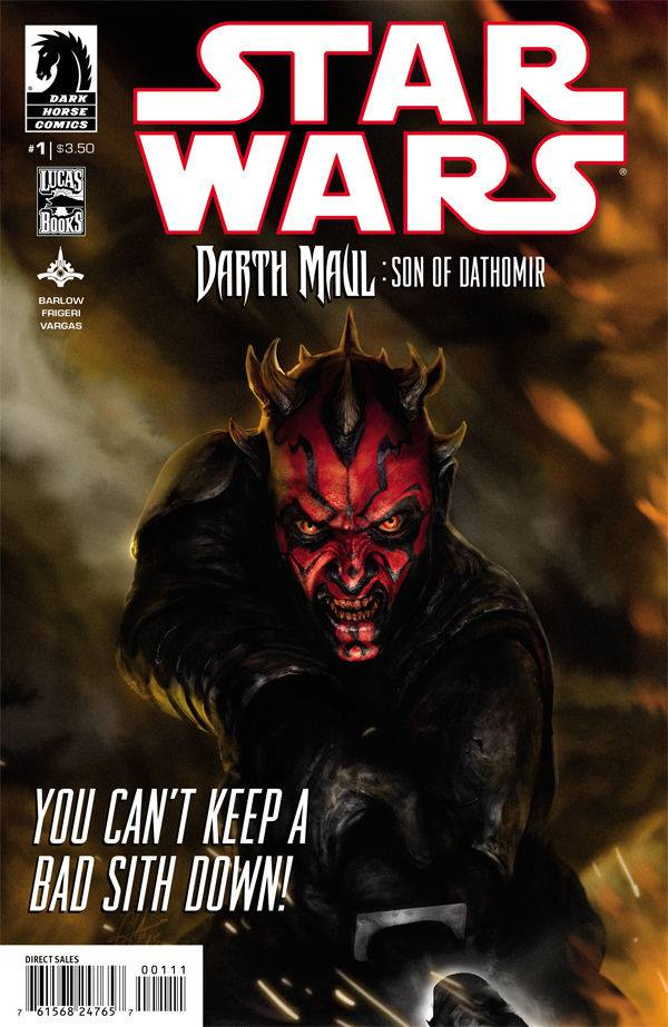 Star Wars Darth Maul: Son of Dathomir