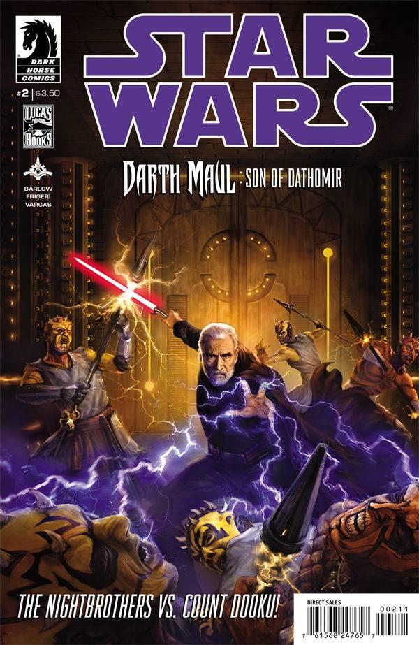 Star Wars Darth Maul: Son of Dathomir 2