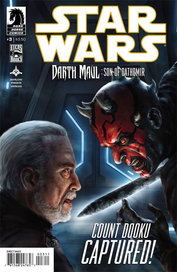 Star Wars Darth Maul: Son of Dathomir 3