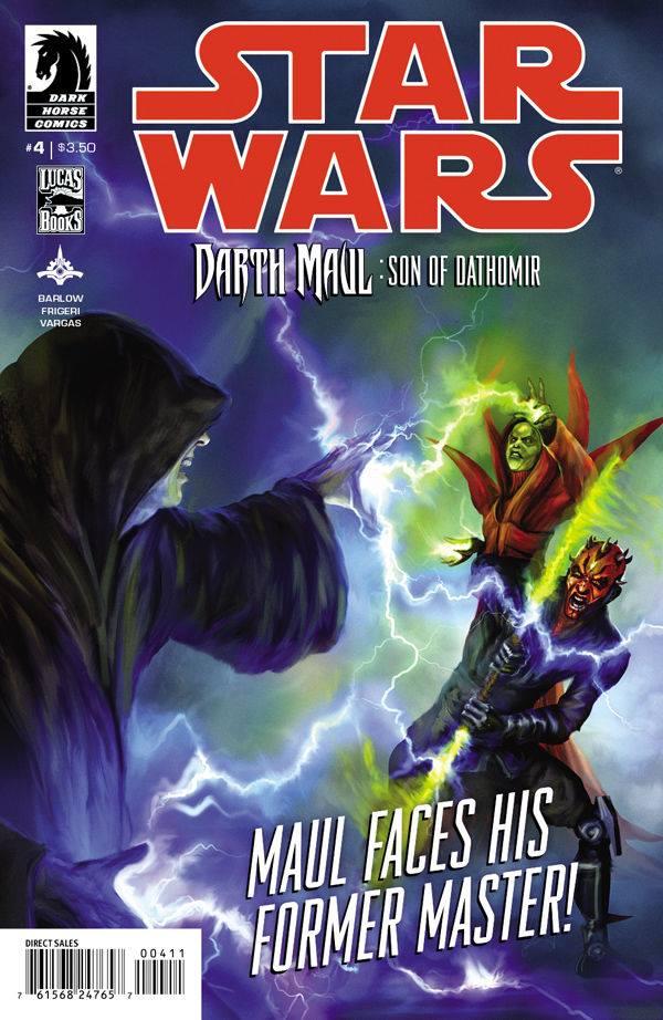 Star Wars Darth Maul: Son of Dathomir 4