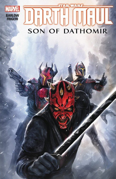 Star Wars Darth Maul: Son of Dathomir (Marvel)