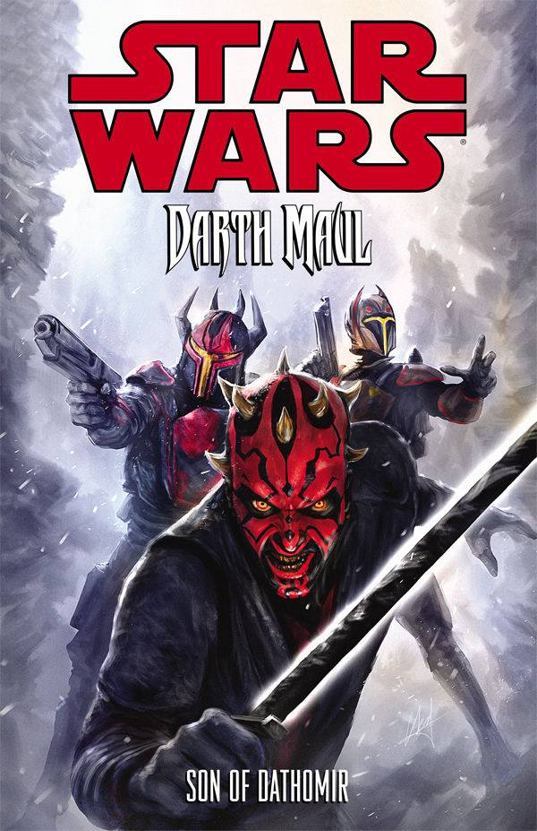 Star Wars Darth Maul: Son of Dathomir