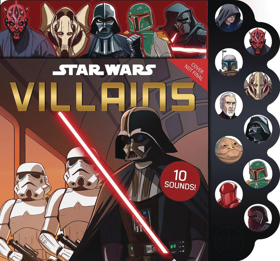 Star Wars Villains