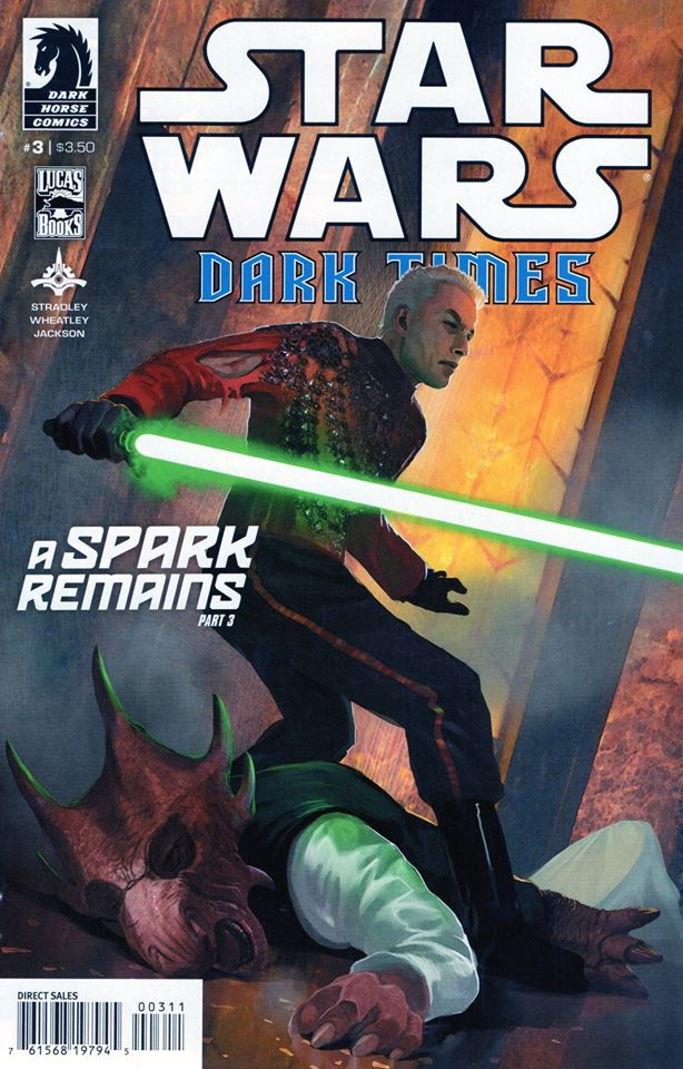 Star Wars Dark Times: A Spark Remains 3