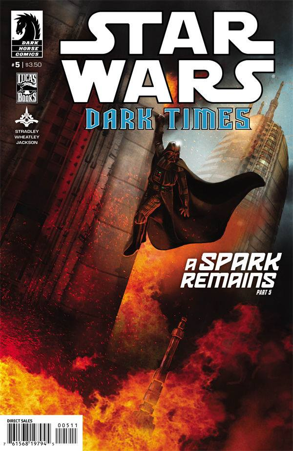 Star Wars Dark Times: A Spark Remains 5