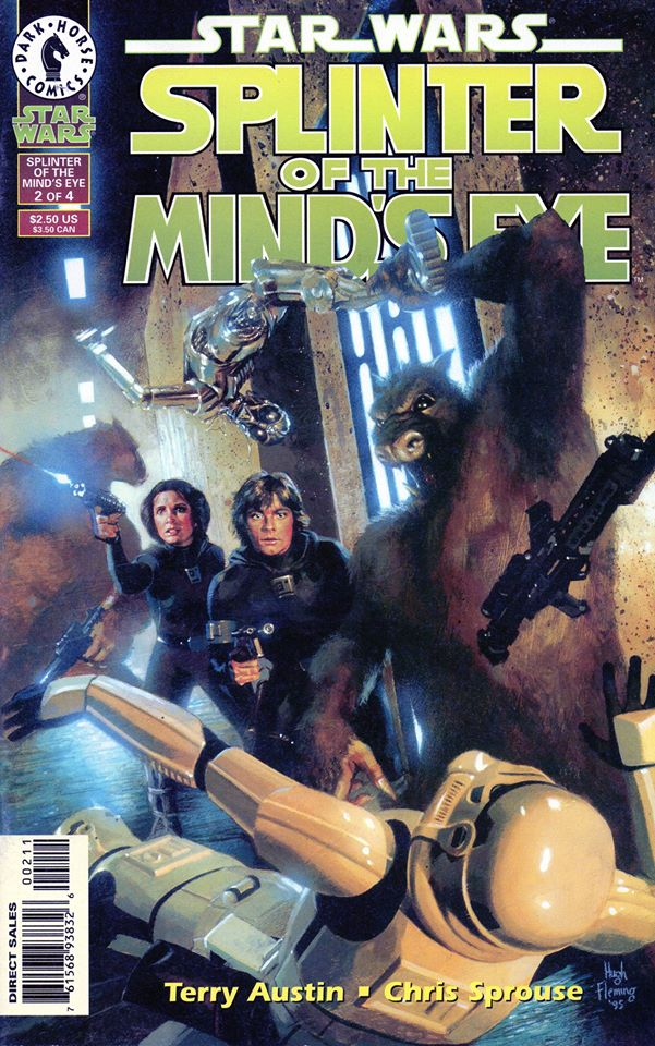 Star Wars: Splinter of the Mind's Eye 2