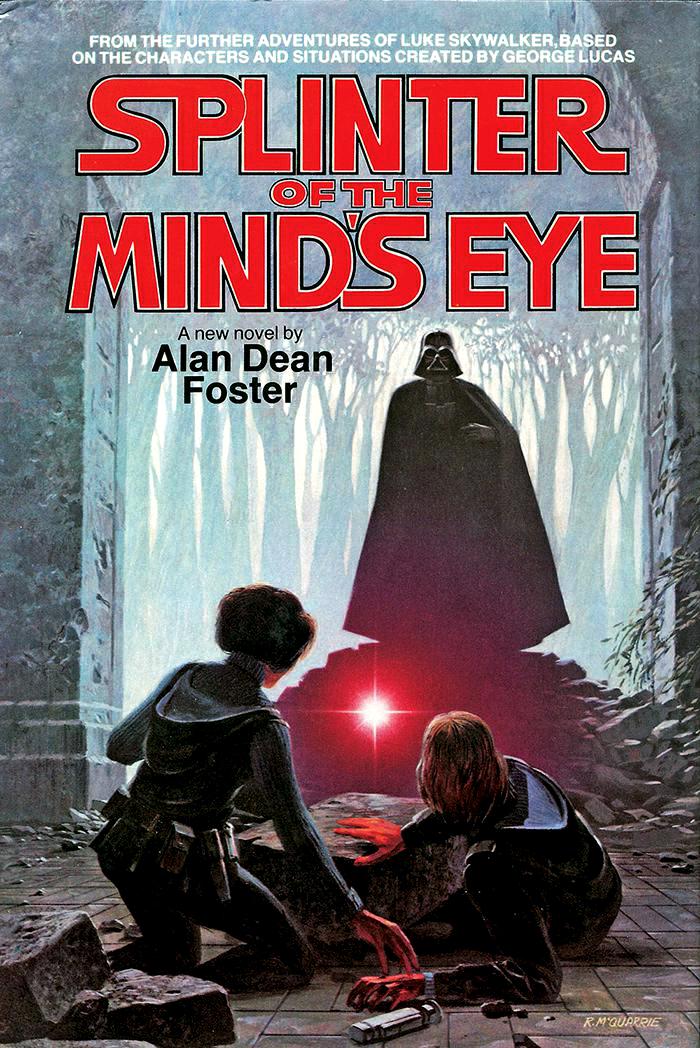 Splinter of the Mind's Eye (Sci-Fi Book Club)