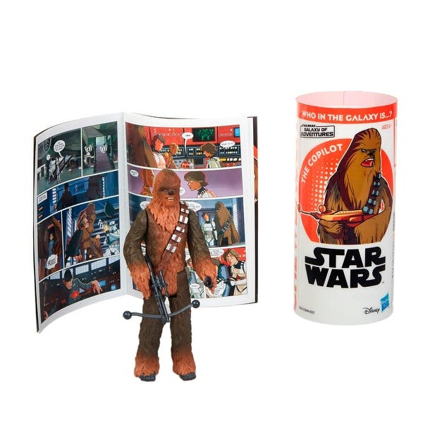 Star Wars Galaxy of Adventures: Chewbacca