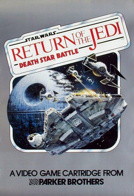 Star Wars: Return of the Jedi Death Star Battle