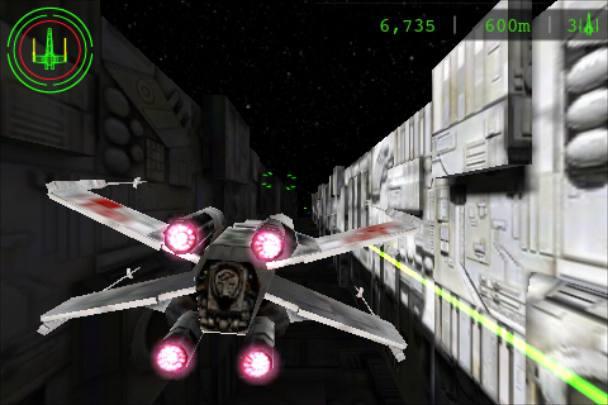 Star Wars: Trench Run