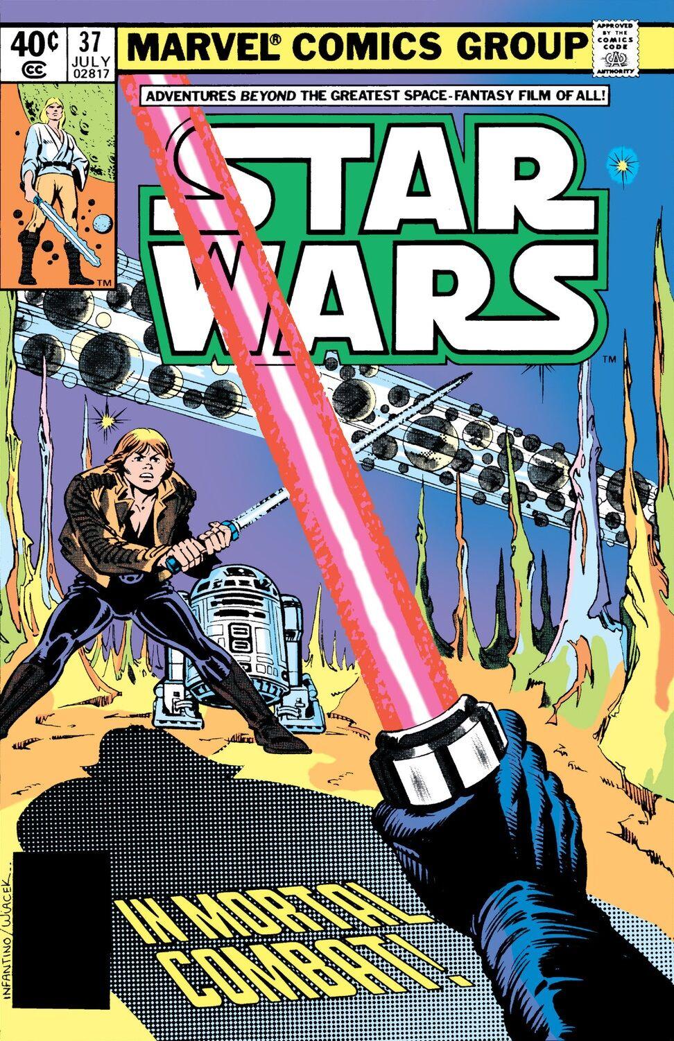 Star Wars 37 (Marvel 1977)