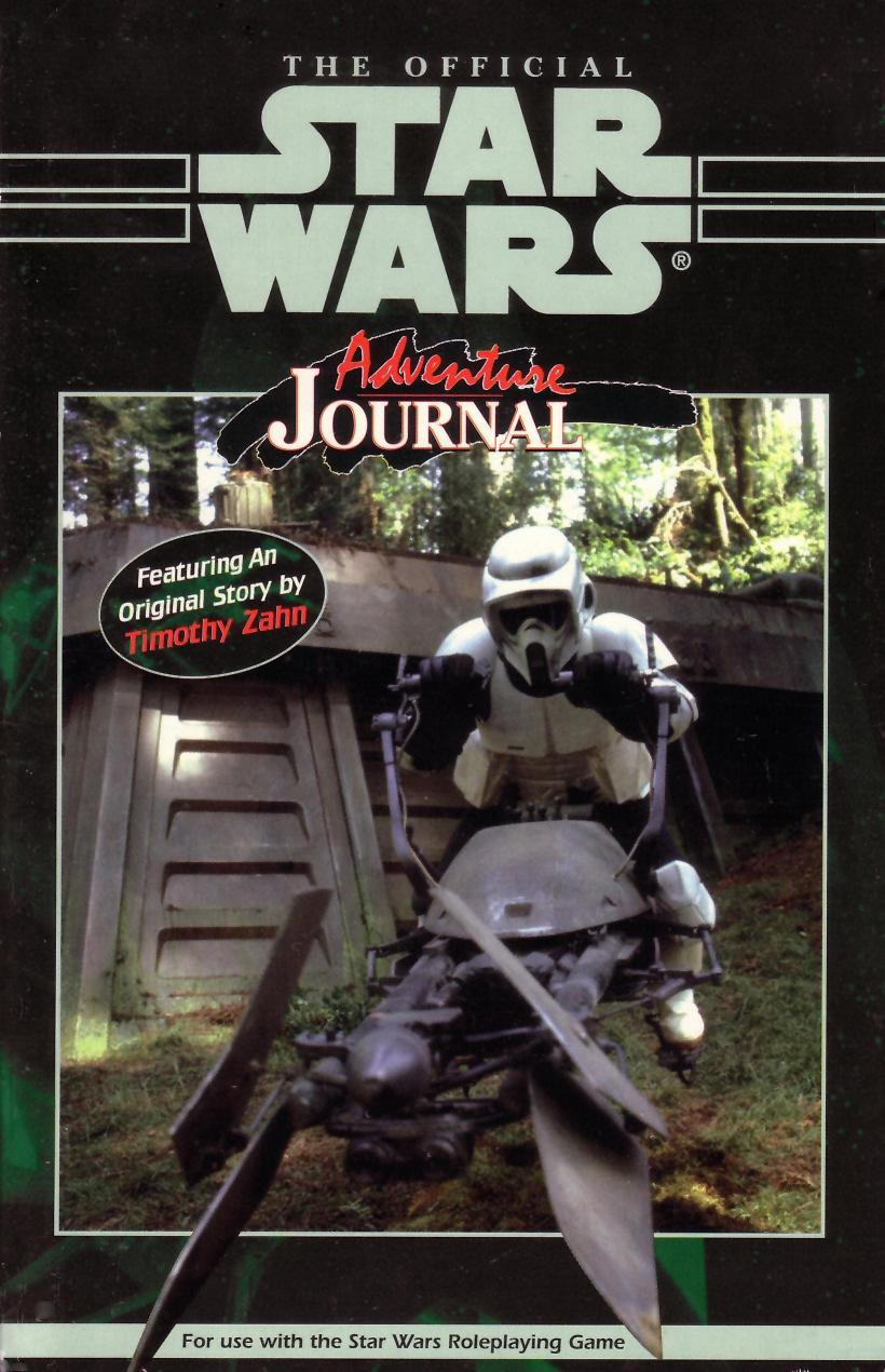 Star Wars Adventure Journal: Volume 11
