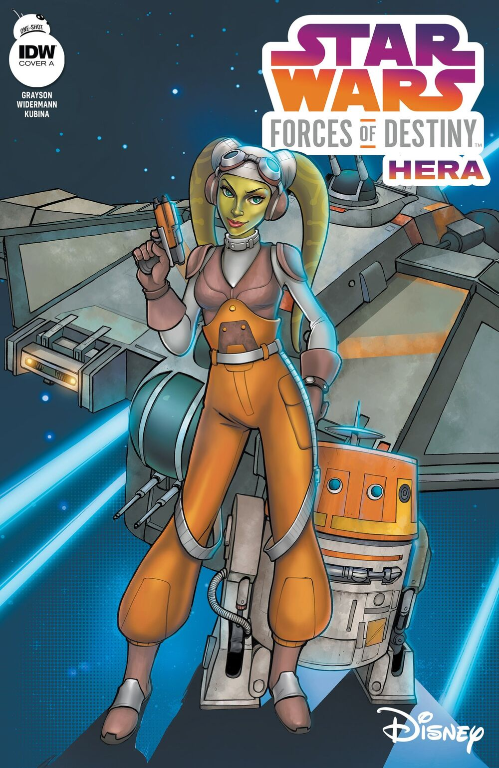Star Wars Forces of Destiny: Hera