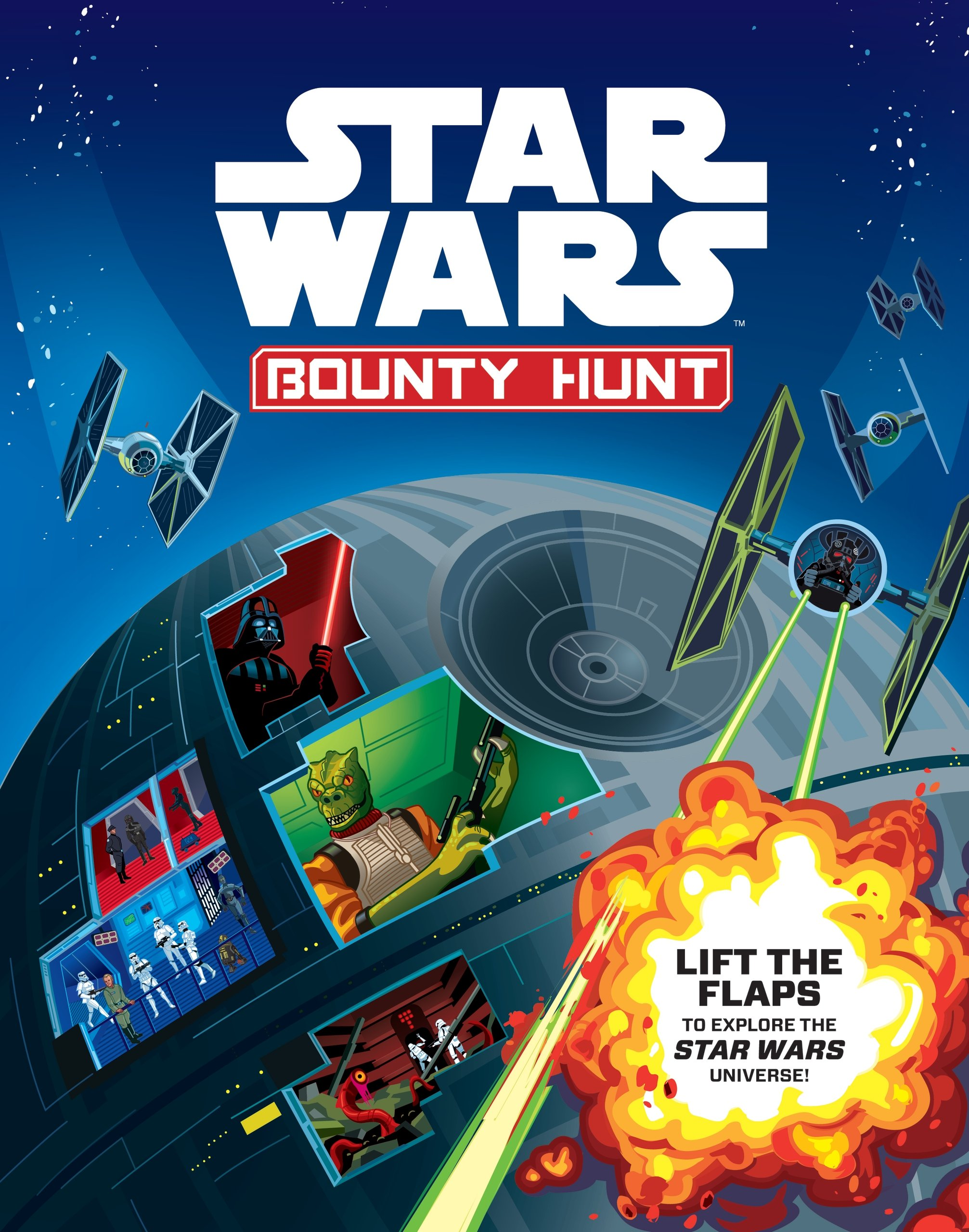 Star Wars: Bounty Hunt