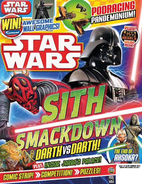 Star Wars Magazine 2