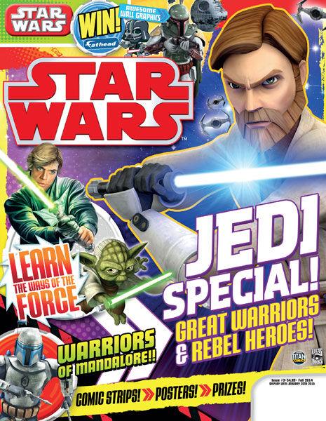 Star Wars Magazine 3