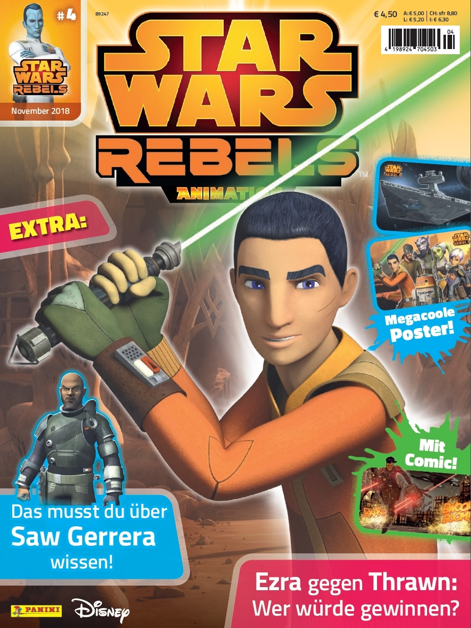 Star Wars Rebels Animation 4