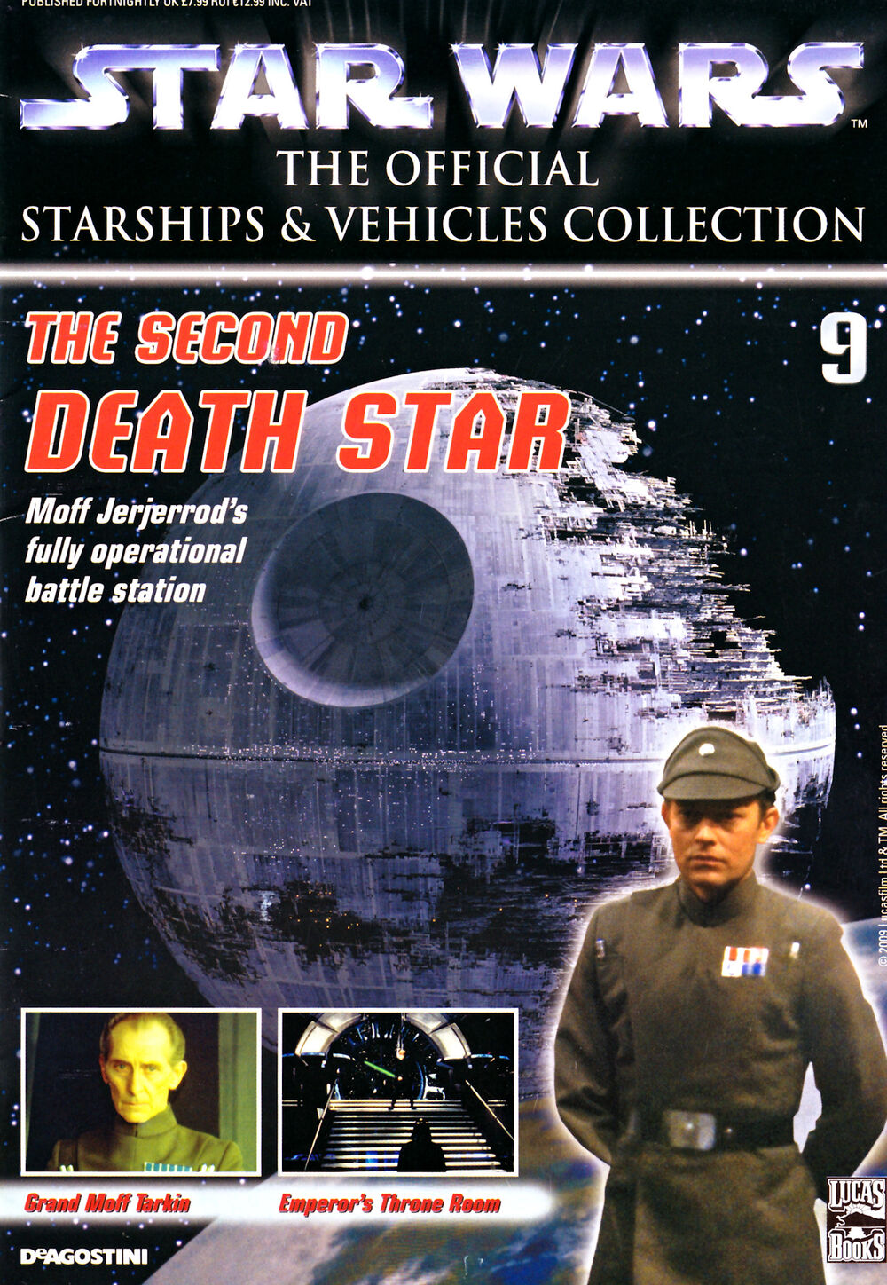 Star Wars: The Official Starships and Vehicles Collection 9 - The Second Death Star