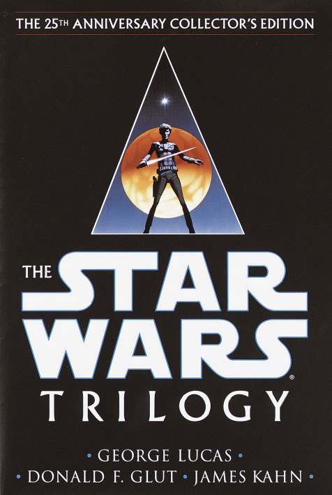 The Star Wars Trilogy (25th Anniversary hardcover)