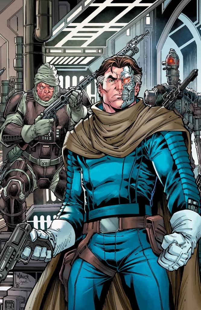 Star Wars: War of the Bounty Hunters 4 - Comic Kingdom Virgin Variant