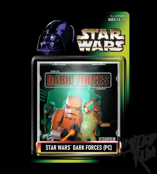Star Wars Dark Forces (PC)