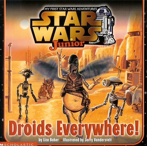 Star Wars Junior: Droids Everywhere