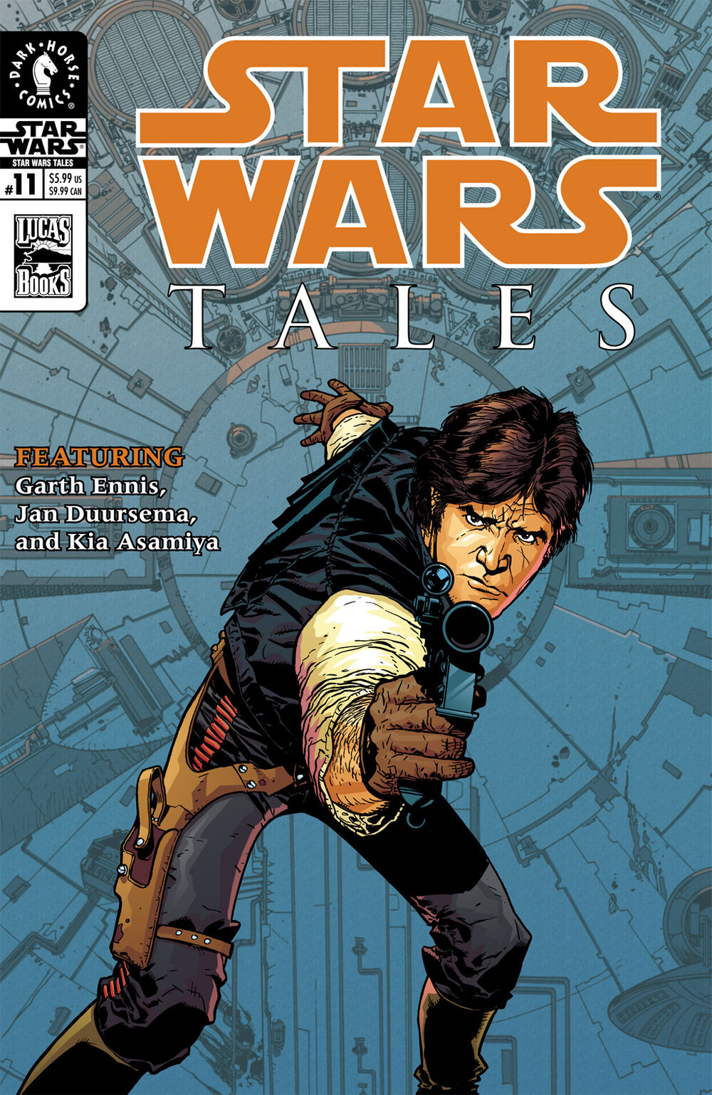 Star Wars Tales: In the Beginning