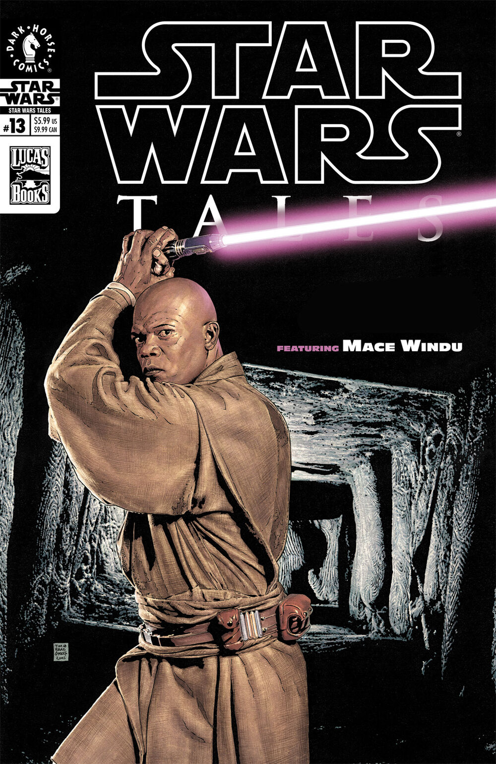 Star Wars Tales: Stones