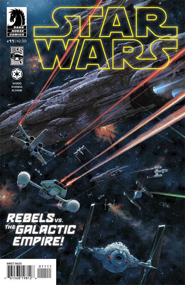 Star Wars 11 (Dark Horse 2013)