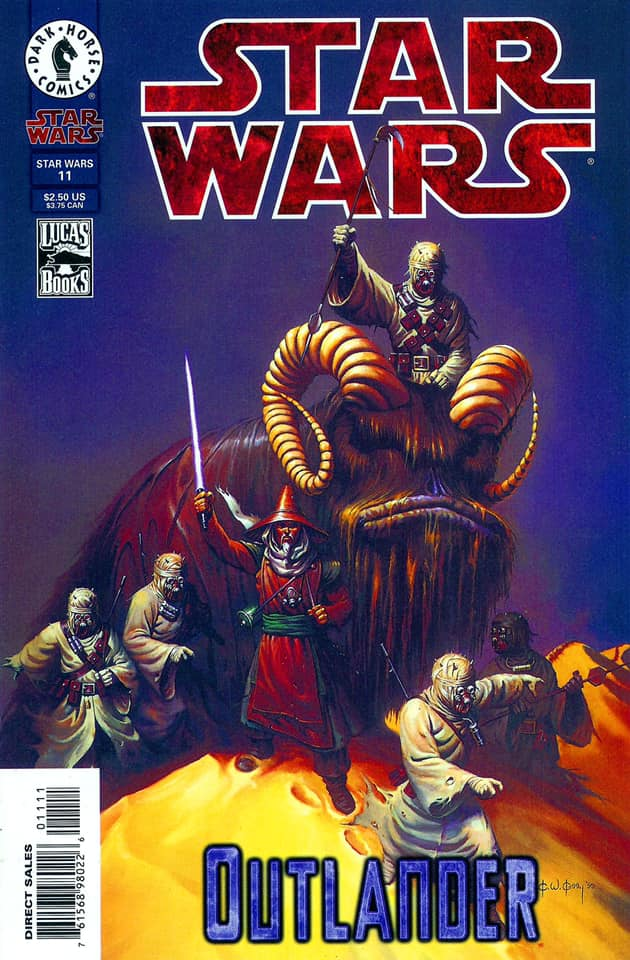 Star Wars 11 (Dark Horse 1999)