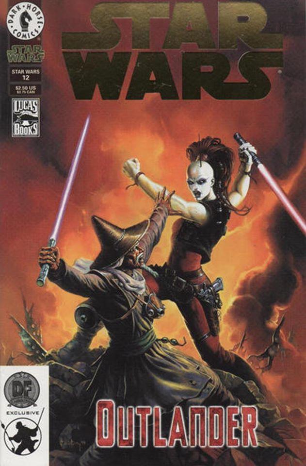 Star Wars 12 (Dark Horse 1999) - Dynamic Forces Variant