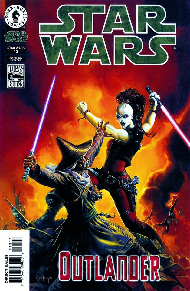 Star Wars 12 (Dark Horse 1999)