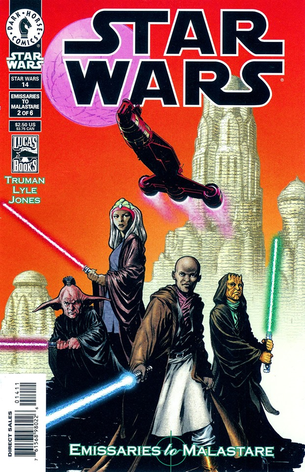 Star Wars 14 (Dark Horse 1999)