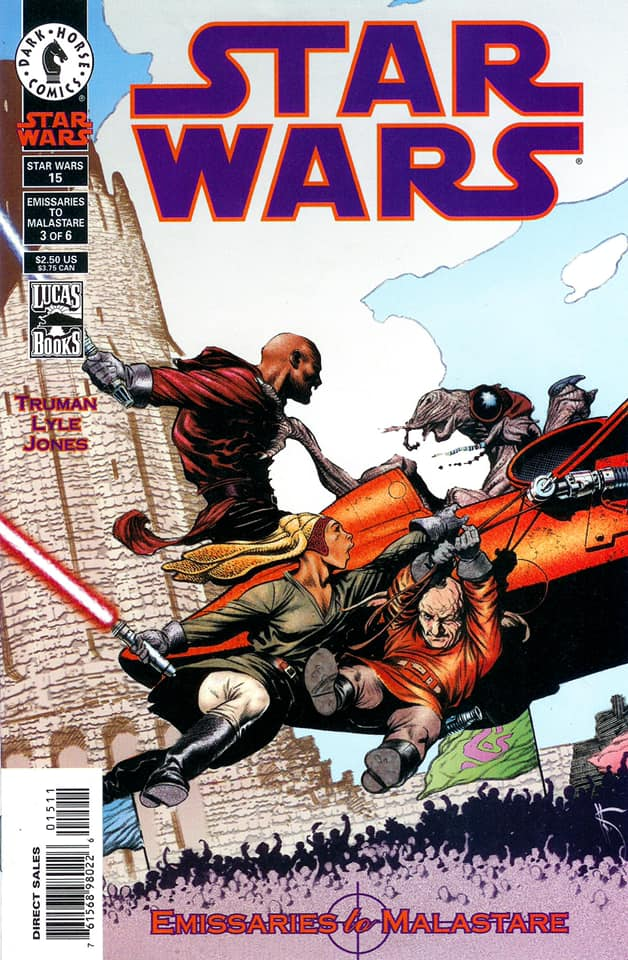Star Wars 15 (Dark Horse 1999)